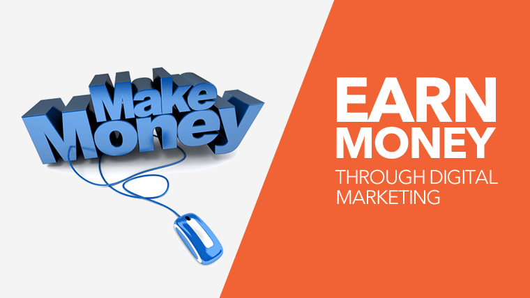 Easr money with digital marketing