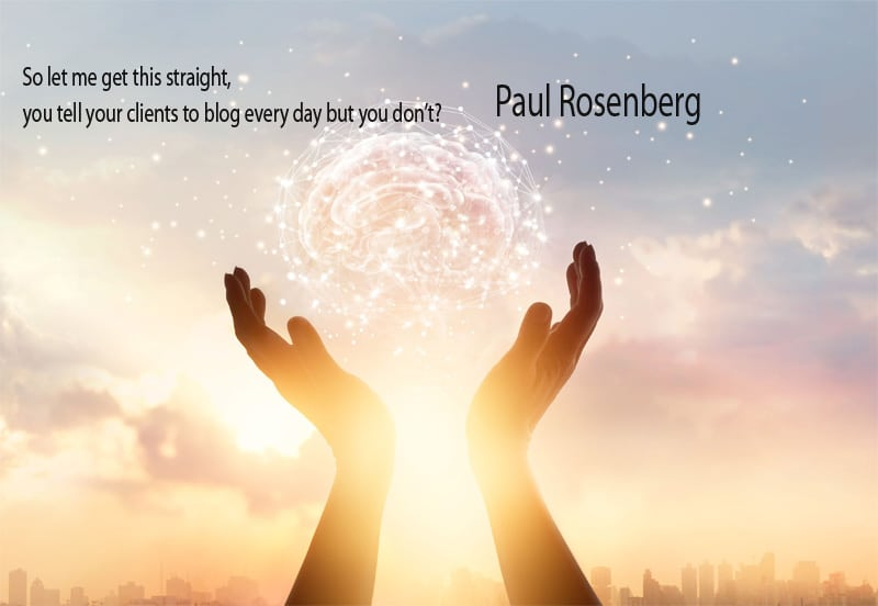 Digital marketing - Paul Rosenberg