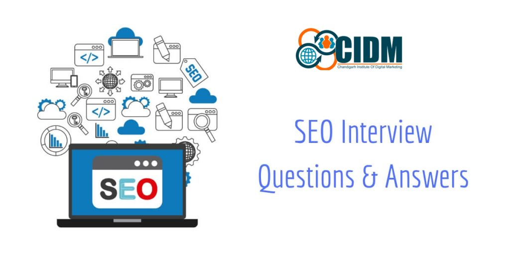 SEO Interview Questions & Answers