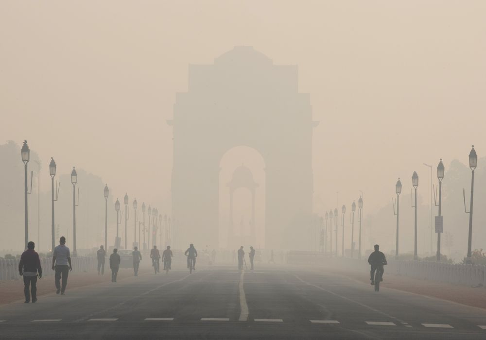 Delhi Air Pollution Case Study